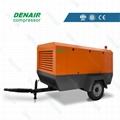 德耐尔柴油移动空压机DACY-5.0/8 2