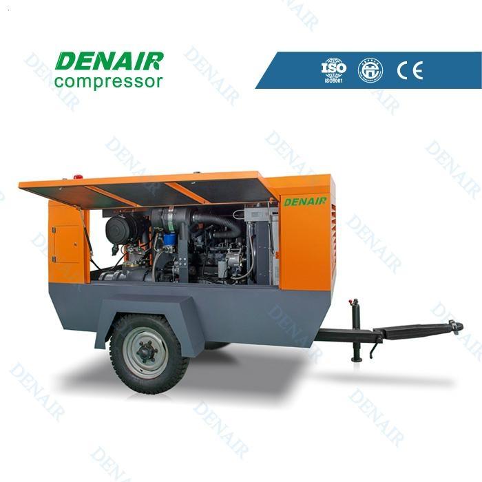 德耐尔柴油移动空压机DACY-10.0/8 1
