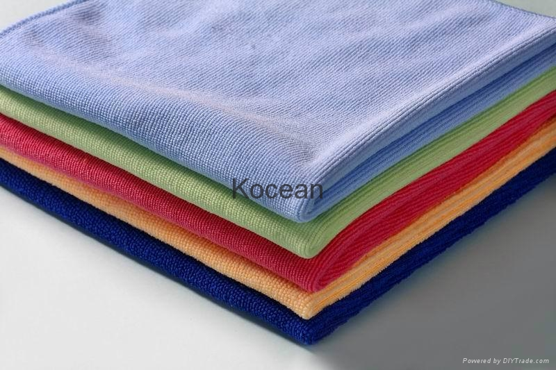 Weft knitting cloth  1