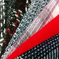 wool brushed fabric