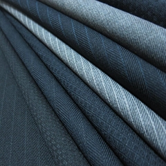 100 wool suiting fabric