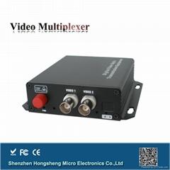 網管視頻光端機