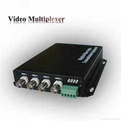 道路监控视频光端机