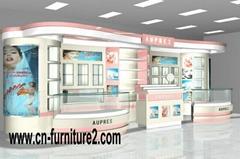 商場化妝品展櫃