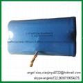 6V 1.5AH lifepo4 battery solar lamp battery 1