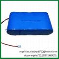 6V 1.5AH lifepo4 battery solar lamp battery 3