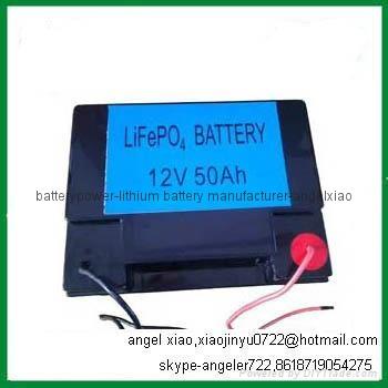 electric scooter battery 12v 15ah 36v 15ah lifepo4 battery 5