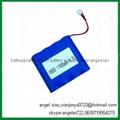 3.7v 17600mah li ion rechargeable 18650