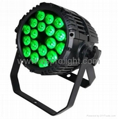 18x10W rgbw 4in1 outdoor LED Par 64 Light