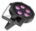 4IN1 LED Flat Par Light