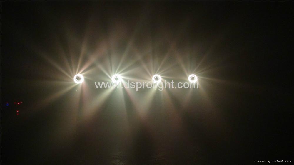 19pcs 12W LED Moving Head similar to Sharpy B-EYE for disco club light 2