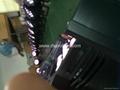 18pcs 15W RGBWA  Dmx Stage Zoom LED Par