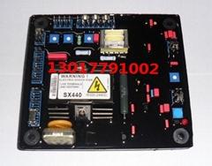 斯坦福發電機SX440自動電壓調節器AVR