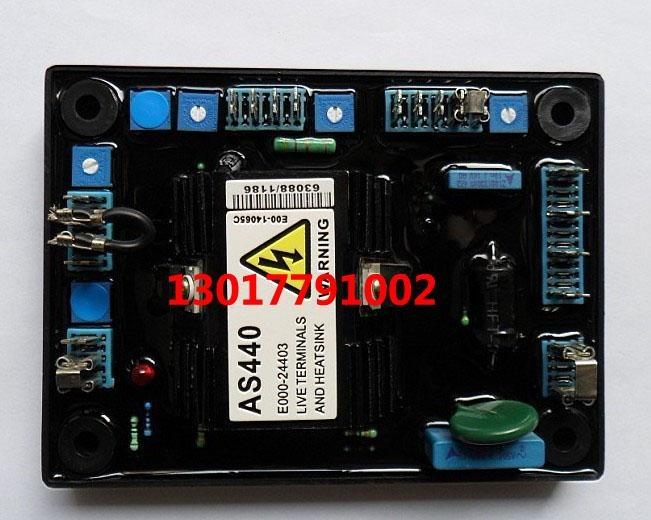 斯坦福AS440自动电压调节器 2