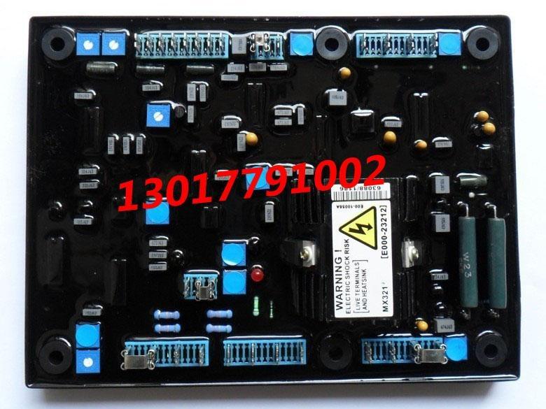 MX321-2自动电压调节器 2
