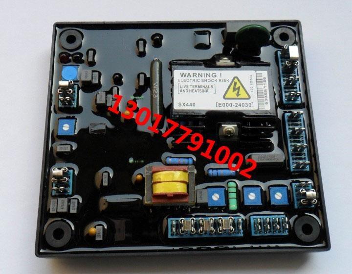 MX341-2自动电压调节器 5