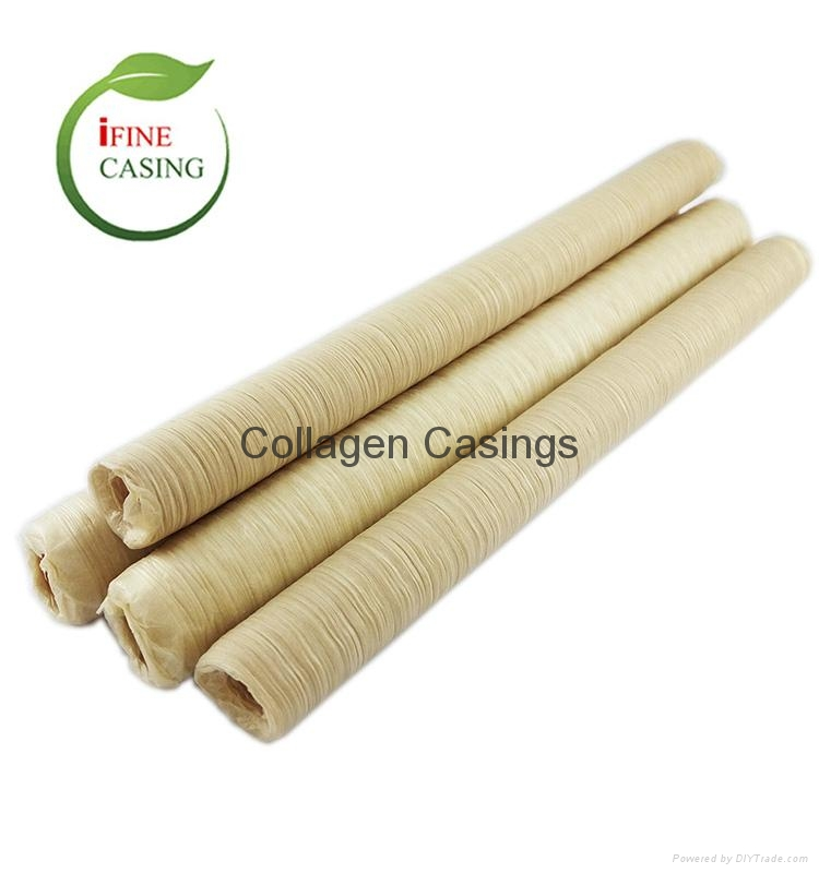 21mm Artificial Halal Collagen Casings 2
