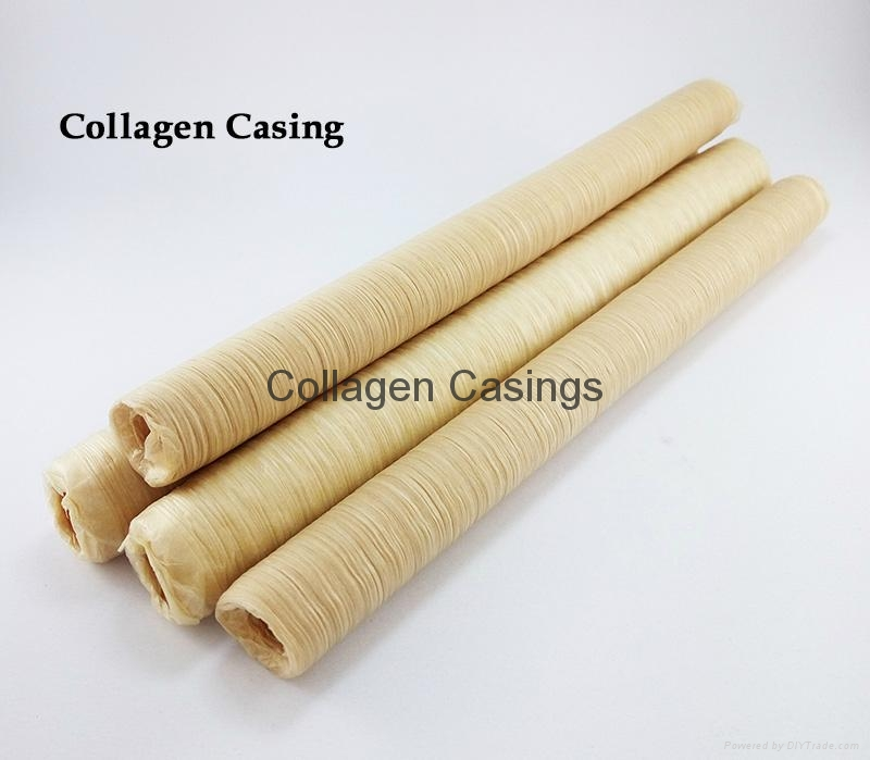 21mm Artificial Halal Collagen Casings 4