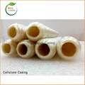 22mm Food grade halal cellulose Sausage