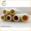 US 22mm Halal Artificial food grade cellulose sausage casing manufacturer 3