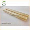 US 22mm Halal Artificial food grade cellulose sausage casing manufacturer 4