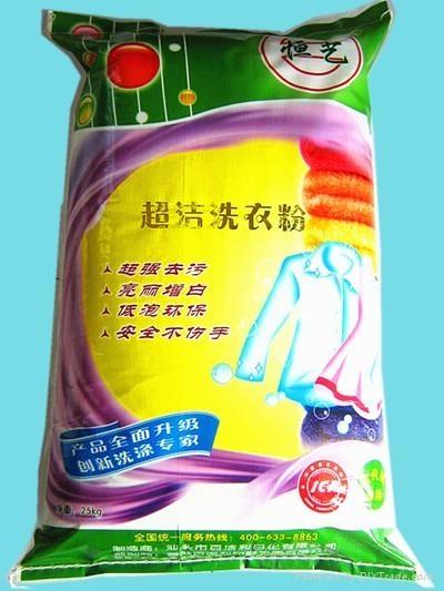 超洁洗衣粉 1