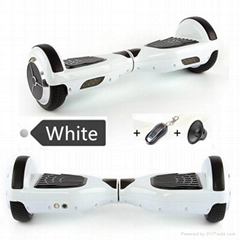 Electric Smart Hoverboard Unicycle Standing Skateboard 6.5 Inch
