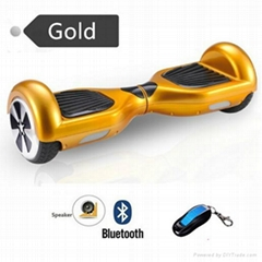 2 Wheel Electric Standing Scooter Hoverboard Skywalker Board With Bluetooth