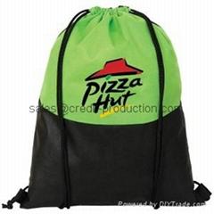 Cheap Custom Rio 2016 Drawstring Backpack for sale
