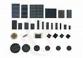 單晶硅太陽能電池組件80W-100W 4