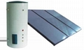 solar water heating system /solar water heater system  3