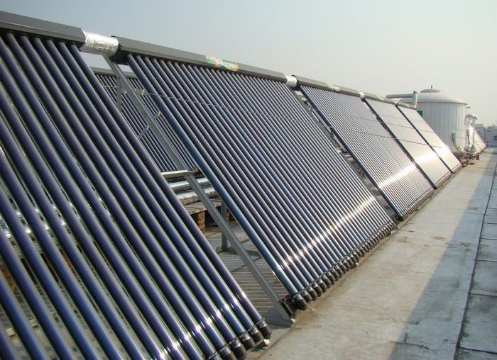 太阳能热水器工程 2