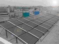 太阳能热水器工程 4