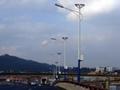 Solar street & garden lamp
