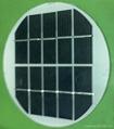 太阳能电池板2W5V(太阳能草