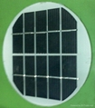 Solar modules 2W/5V(the panel use for