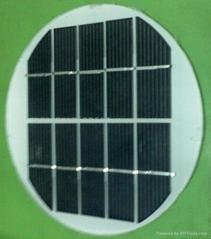 Solar modules 2W/5V(the panel use for solar lawn lamp )