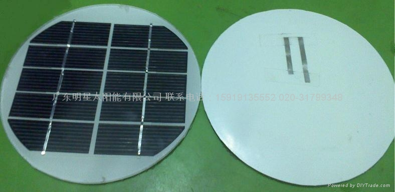 太陽能電池板2W5V(太陽能草坪燈用) 4