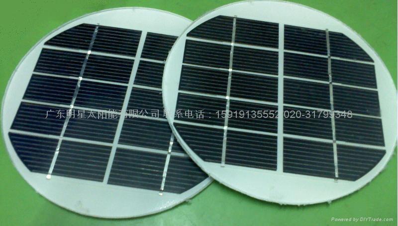 太陽能電池板2W5V(太陽能草坪燈用) 3