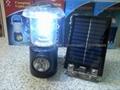 太阳能野营灯