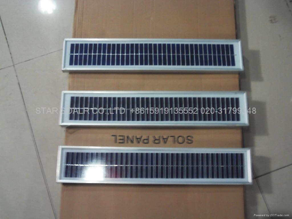太阳能电池板5W18V(太阳能小系统用) 1