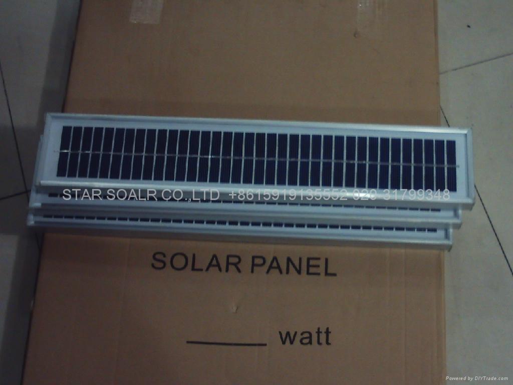 太阳能电池板5W18V(太阳能小系统用) 2
