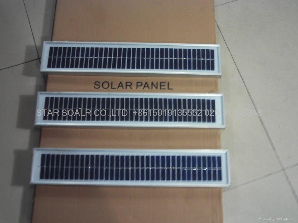 太阳能电池板5W18V(太阳能小系统用) 3