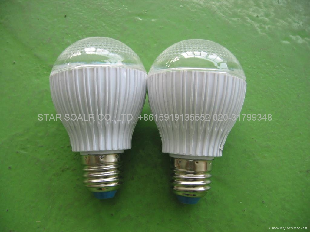 led  lamp / solar energy saving bulb light 1