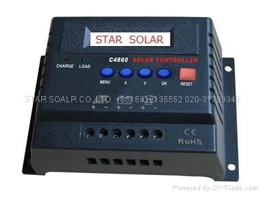 太阳能充电控制器 1