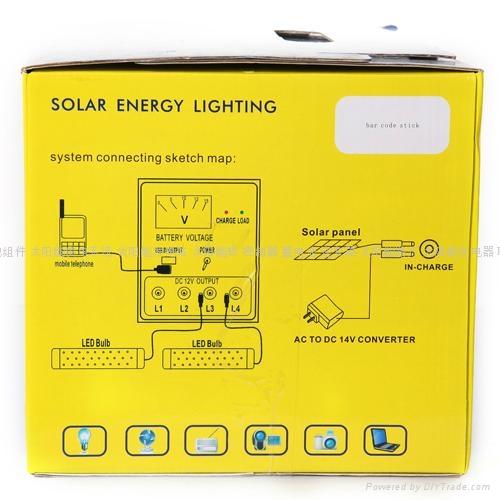 portable solar system / solar generator 6W /5w/10w /15w/20w/30w/ 40w/50w 8