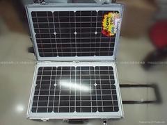 solar generator /small solar system/portable solar system 40w