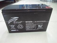 太阳能蓄电池12V70A