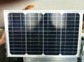 mono solar panels 10w/20w/30w 4
