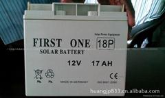 太陽能電池組件12V65A